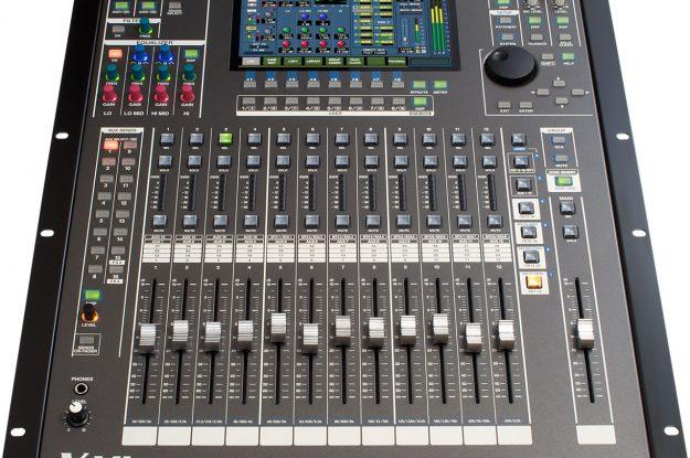 Audio rack