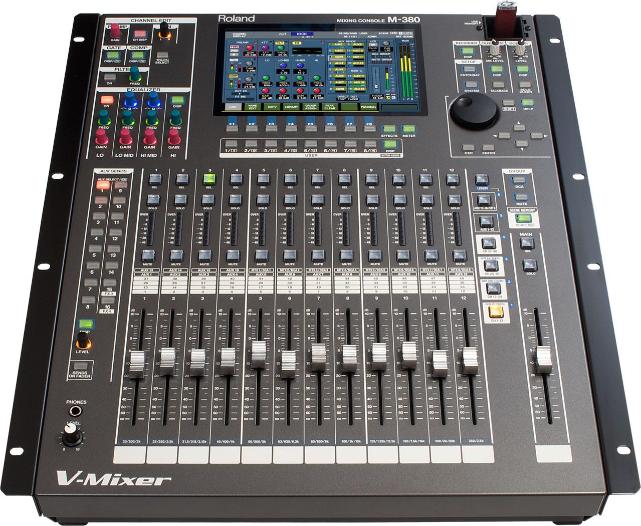 audio-rack